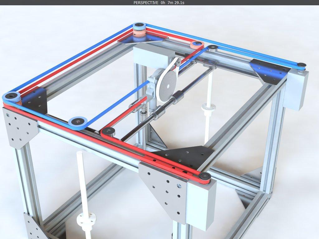 3d Printer Belt 3d-printers/jr83ih8h2im
